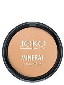 Joko Puder wypiekany JOKO MINERAL03 Dark Beige mat 7,5 g