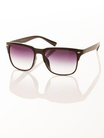 KARLDI RETRO wayfarer okulary przeciwsłoneczne