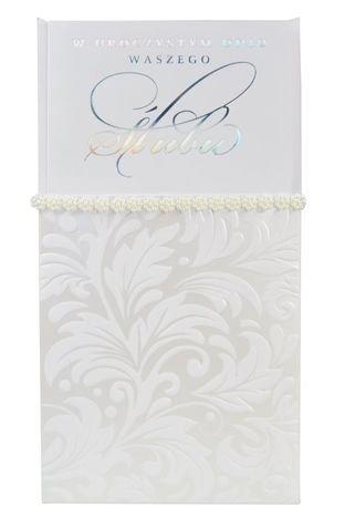 KUKARTKA Kartka W Uroczystym Dniu Waszego Ślubu. Wyjątkowa i niepowtarzalna kartka z kolekcji Passion Moments