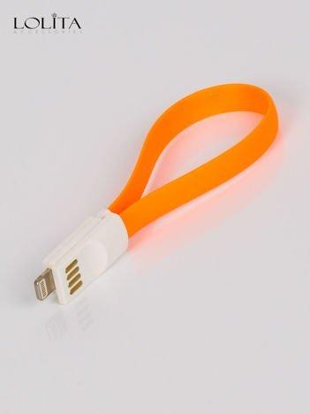 Kabel USB do urządzeń APPLE (iPhone, iPod, iPad)