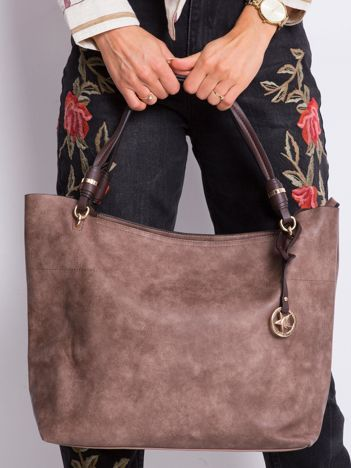 Kakaowa torba shopper