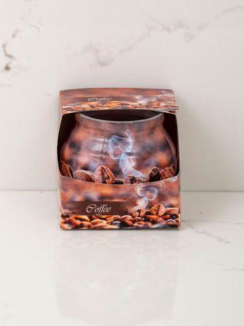 Kawowa świeca zapachowa