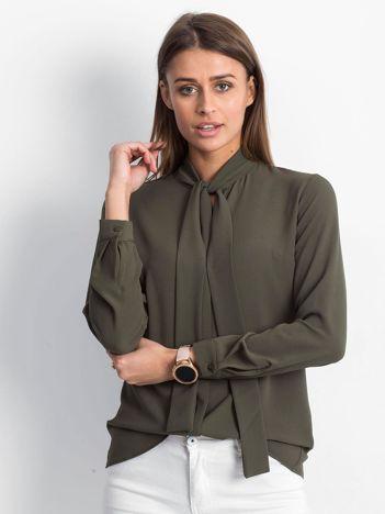 Khaki bluzka Invaluable