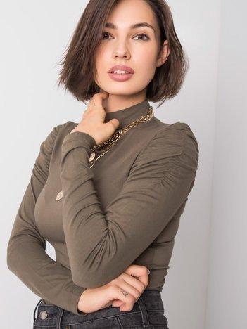 Khaki bluzka Sky RUE PARIS