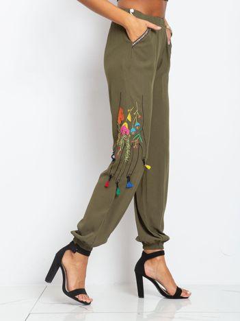 Khaki spodnie Awareness