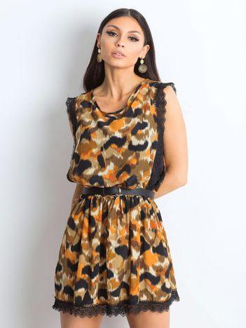 c81a1d0f8f Khaki sukienka Publicity