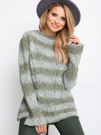 Khaki sweter Yale