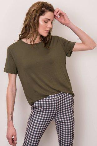 Khaki t-shirt BSL