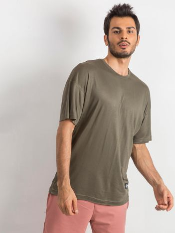 Khaki t-shirt męski Better