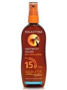 Kolastyna Opalanie Olejek do opalania SPF 15 odżywczy 150 ml