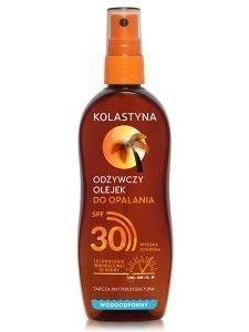 Kolastyna Opalanie Olejek do opalania SPF 30 odżywczy  150 ml