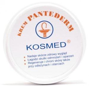 """Kosmed Krem PANTEDERM na odmrożenia,otarcia,odleżyny 50ml"""""""