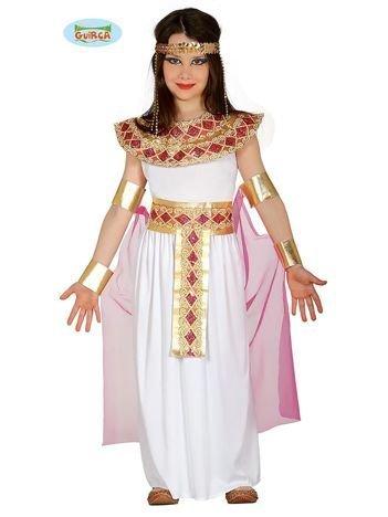Kostium dla dziewczynki Egipcjanka
