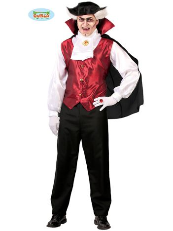 Kostium dla mężczyzny Wampir