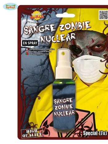 Krew zombie w sprayu