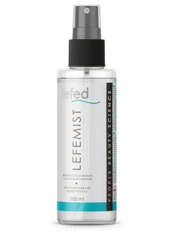 LEFEMIST Ultralekka rewitalizująca mgiełka do włosów z olejkami 100 ml