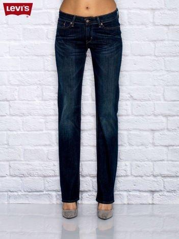 LEVIS Niebieskie klasyczne jeansy