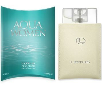 LOTUS 002 Aqua Women woda perfumowana 20 ml