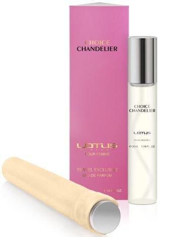 LOTUS 036 Choice Chandelier eau de parfum pour femme woda perfumowana dla kobiet 33 ml