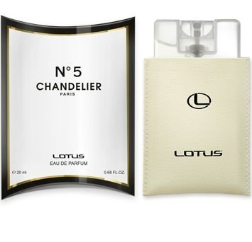 LOTUS 040 № 5 Chandelier woda perfumowana 20 ml