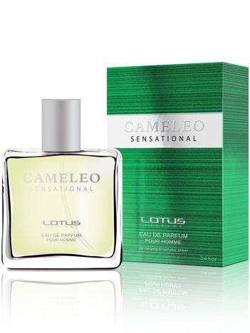 LOTUS 058 Cameleo Sensational eau de parfum woda perfumowana dla mężczyzn 100 ml