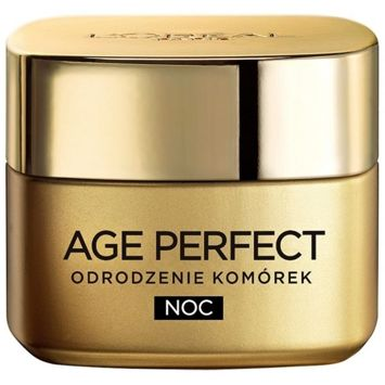 L'Oréal Age Perfect Odrodzenie Komórek 50+ krem odbudowujący na noc 50 ml