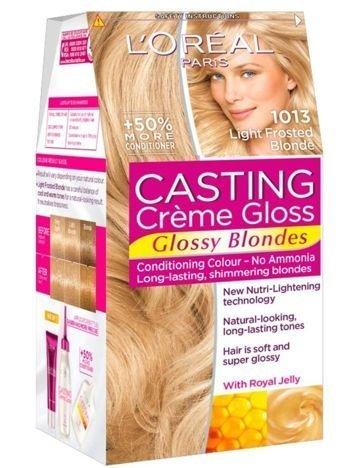 L'Oréal Casting Creme Gloss farba do włosów 1013 Jasny Piaskowy Blond