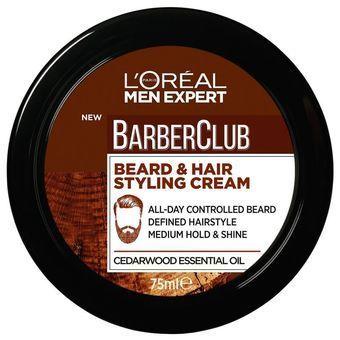 L'Oréal Men Expert Barber Club Beard & Hair Pomade pomada do włosów i brody 75 ml