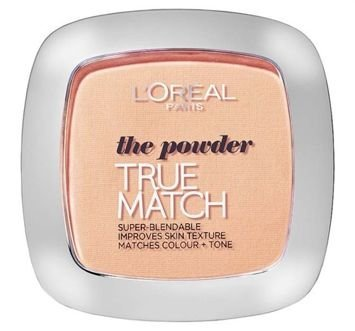 L'Oreal True Match Powder puder matujący nr C1 rose ivory 57 g