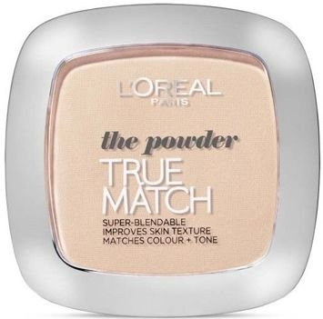 L'Oreal True Match Powder puder matujący nr W1 57 g