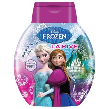 """La Rive Disney Frozen Żel pod prysznic 2w1 250ml"""""""