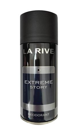 """La Rive for Men Extreme Story Dezodorant spray  150ml"""""""
