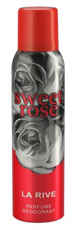 "La Rive for Woman Sweet Rose dezodorant w sprau 150ml"""