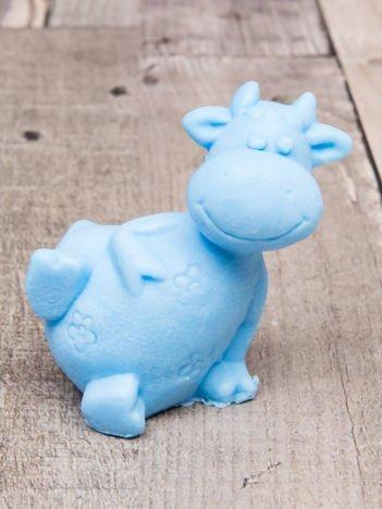 LaQ Mydełko błękitne Uśmiechnięta krówka bez SLS i SLES