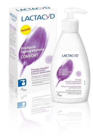 """Lactacyd Comfort Emulsja do higieny intymnej  200ml"""""""