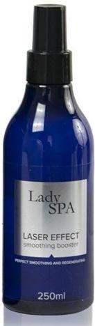 Lady Spa Laser Effect Booster Spray dwufazowy do włosów wygładzająco-regenerujący 250 ml