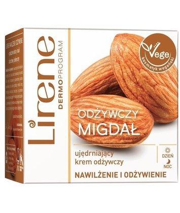 Lirene Odżywczy Migdału jędrniający krem odżywczy 50 ml