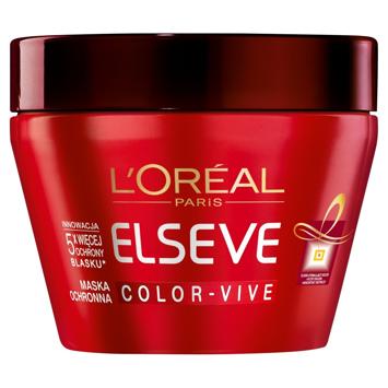 """Loreal Elseve Color z filtrem UV Maseczka do włosów farbowanych 300ml"""""""