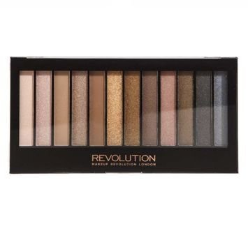 MAKEUP REVOLUTION Paleta 12 cieni Iconic 1 14g