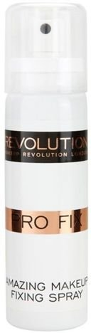 MAKEUP REVOLUTION Utrwalacz makijażu w sprayu Pro Fix Amazing Makeup Fizxing Spray 100ml