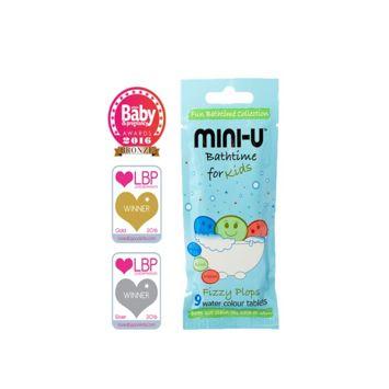 MINI-U Tabletki do kąpieli 9x3 g.