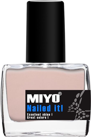 MIYO Lakier do paznokci NAILED IT! 54 8 ml