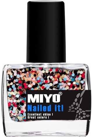 MIYO Lakier do paznokci NAILED IT! 57 8 ml