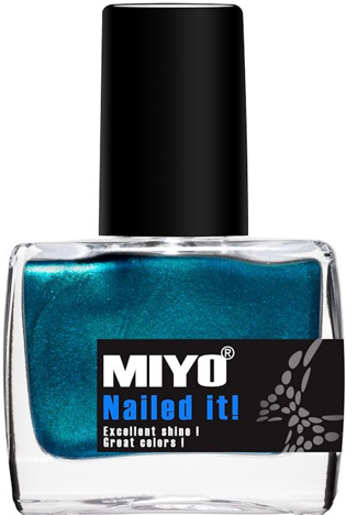 MIYO Lakier do paznokci NAILED IT! 60 8 ml
