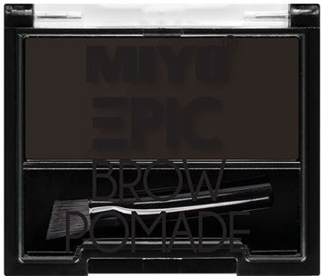 MIYO Pomada do brwi EPIC BROW POMADE no.02 rebellious brown 4,5 g