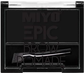 MIYO Pomada do brwi EPIC BROW POMADE no.03 back to black 4,5 g