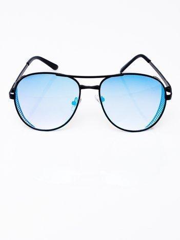 MODERN Przeciwsłoneczne okulary pilotki aviatory