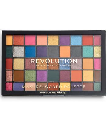 Makeup Revolution Paleta 45 cieni do powiek Maxi Reloaded Palette Dream Big