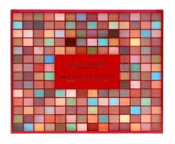Makeup Revolution Paleta cieni do powiek 196 Creative Palette