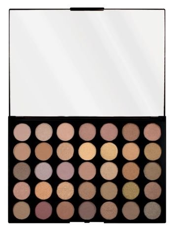 Makeup Revolution Pro HD Amplified 35 Palette Cienie do powiek Commitment 30g (35 kolorów)